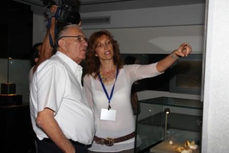 גלרייה - טקס פתיחת מוזיאון היהלומים 12.9.08 תמונה 6 מתוך 39