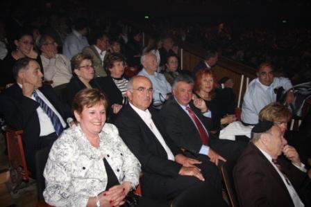 גלרייה - אירוע 70 שנה לבורסת היהלומים 23.11.08 תמונה 103 מתוך 209