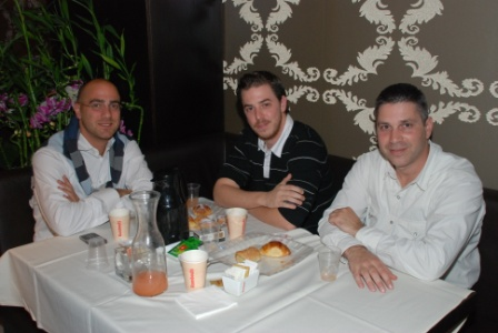 גלרייה - טקס סיום קורס (26 ו-27) חברים חדשים 21.12.2009 תמונה 15 מתוך 76