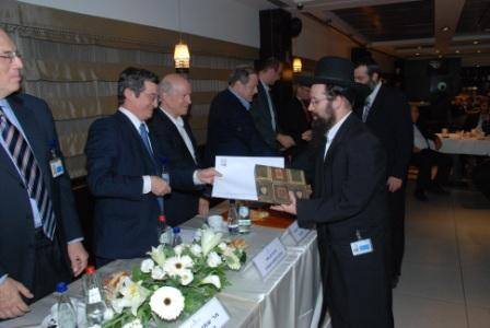 גלרייה - טקס סיום קורס (26 ו-27) חברים חדשים 21.12.2009 תמונה 38 מתוך 76