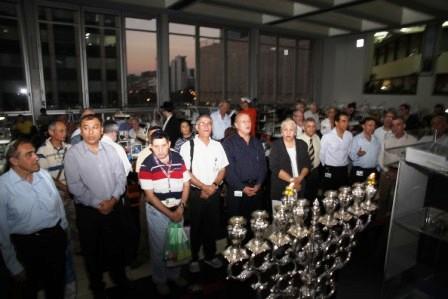 גלרייה - הדלקת נרות חנוכה 1-8.12.2010 תמונה 10 מתוך 81