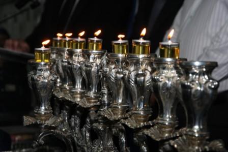 גלרייה - הדלקת נרות חנוכה 1-8.12.2010 תמונה 48 מתוך 81