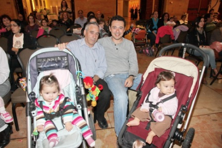 גלרייה - מסיבת חנוכה לילדי הבורסה (דימול) 6.12.2010 תמונה 42 מתוך 63