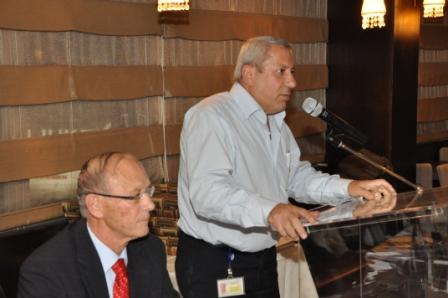 גלרייה - טקס סיום קורס 30 חברים חדשים 14.12.2010 תמונה 17 מתוך 58