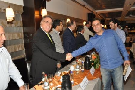 גלרייה - טקס סיום קורס 30 חברים חדשים 14.12.2010 תמונה 32 מתוך 58