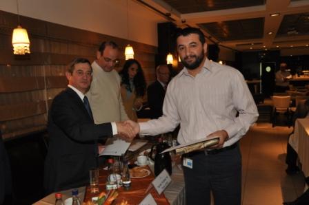 גלרייה - טקס סיום קורס 30 חברים חדשים 14.12.2010 תמונה 40 מתוך 58