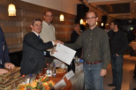 גלרייה - טקס סיום קורס 30 חברים חדשים 14.12.2010 תמונה 50 מתוך 58