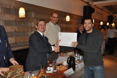 גלרייה - טקס סיום קורס 30 חברים חדשים 14.12.2010 תמונה 51 מתוך 58