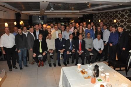 גלרייה - טקס סיום קורס 30 חברים חדשים 14.12.2010 תמונה 56 מתוך 58