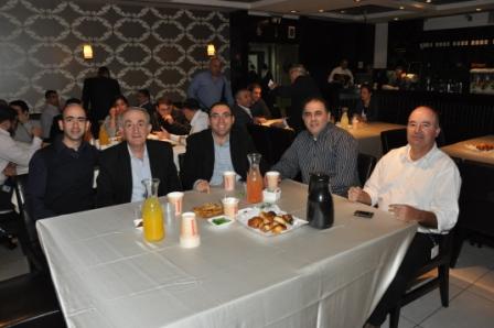 גלרייה - טקס סיום קורס 30 חברים חדשים 14.12.2010 תמונה 7 מתוך 58