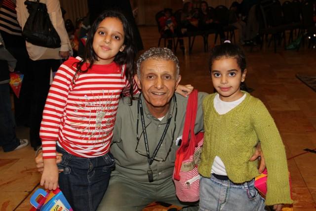 גלרייה - מסיבת חנוכה בורסת היהלומים 22.12.2011 תמונה 20 מתוך 93