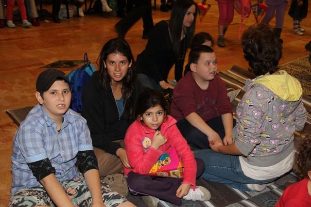 גלרייה - מסיבת חנוכה בורסת היהלומים 22.12.2011 תמונה 47 מתוך 93