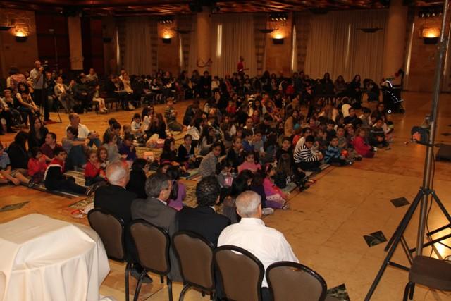 גלרייה - מסיבת חנוכה בורסת היהלומים 22.12.2011 תמונה 52 מתוך 93