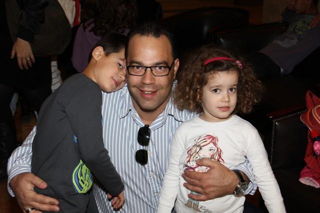 גלרייה - מסיבת חנוכה בורסת היהלומים 22.12.2011 תמונה 6 מתוך 93