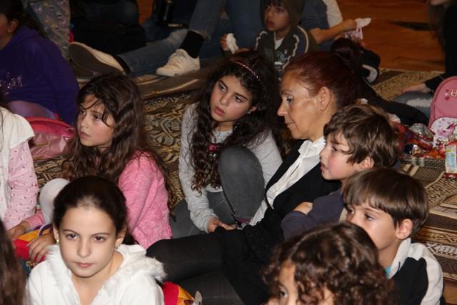 גלרייה - מסיבת חנוכה בורסת היהלומים 22.12.2011 תמונה 83 מתוך 93