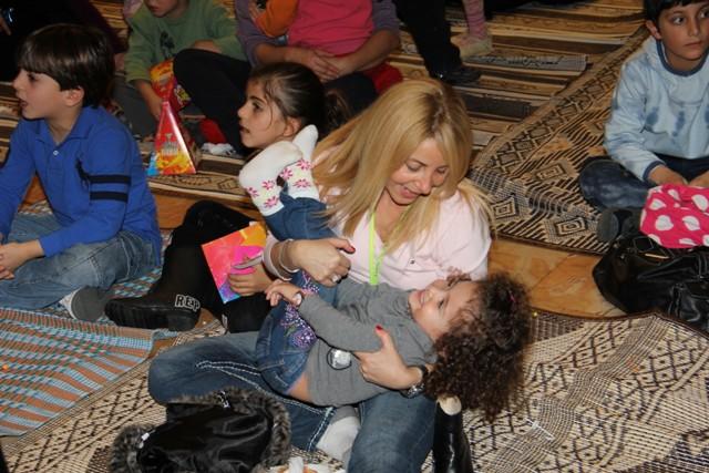 גלרייה - מסיבת חנוכה בורסת היהלומים 22.12.2011 תמונה 84 מתוך 93