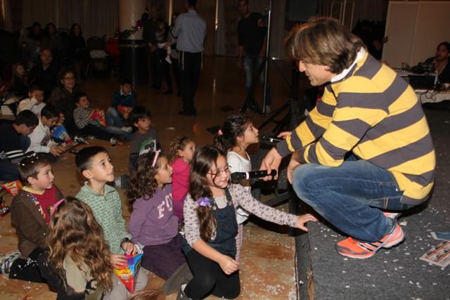 גלרייה - מסיבת חנוכה בורסת היהלומים 22.12.2011 תמונה 88 מתוך 93