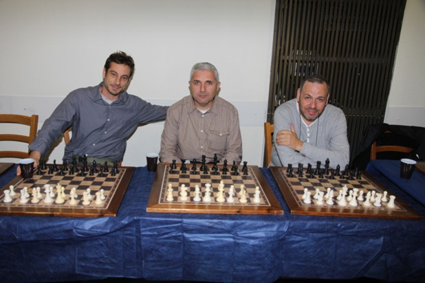 גלרייה - טורניר השחמט 24-26.12.2012 תמונה 3 מתוך 22