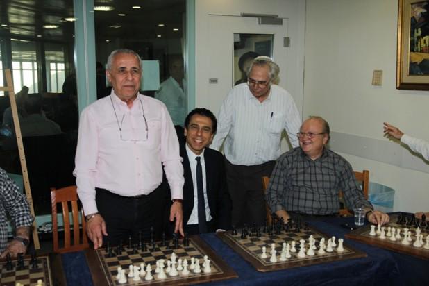 גלרייה - טורניר השחמט 24-26.12.2012 תמונה 6 מתוך 22