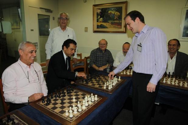 גלרייה - טורניר השחמט 24-26.12.2012 תמונה 7 מתוך 22