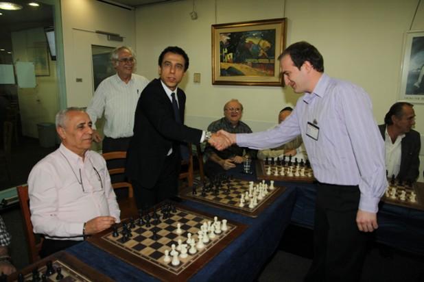 גלרייה - טורניר השחמט 24-26.12.2012 תמונה 8 מתוך 22