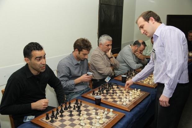 גלרייה - טורניר השחמט 24-26.12.2012 תמונה 14 מתוך 22