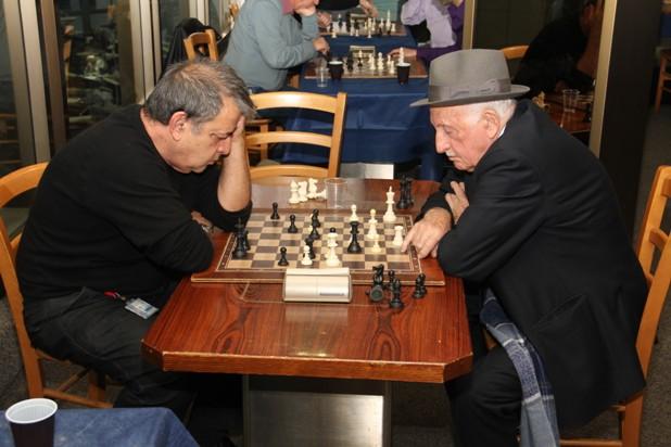 גלרייה - טורניר השחמט 24-26.12.2012 תמונה 17 מתוך 22