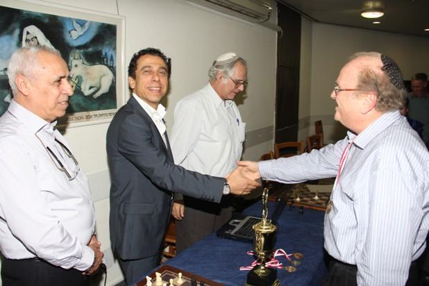 גלרייה - טורניר השחמט 24-26.12.2012 תמונה 18 מתוך 22
