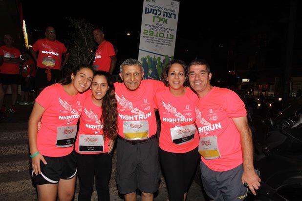 גלרייה - מרוץ הלילה של נייקי 29.10.2013 תמונה 4 מתוך 41