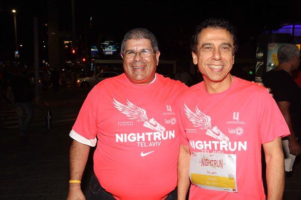 גלרייה - מרוץ הלילה של נייקי 29.10.2013 תמונה 5 מתוך 41