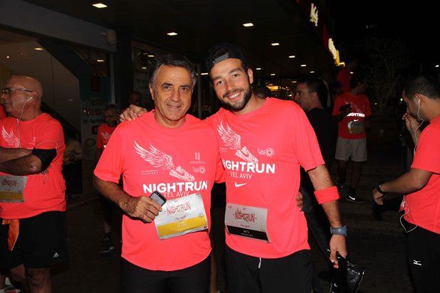 גלרייה - מרוץ הלילה של נייקי 29.10.2013 תמונה 8 מתוך 41