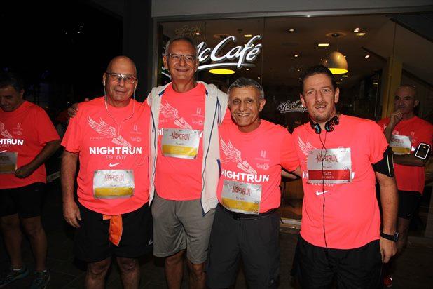 גלרייה - מרוץ הלילה של נייקי 29.10.2013 תמונה 10 מתוך 41