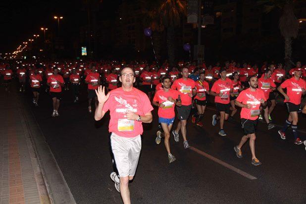 גלרייה - מרוץ הלילה של נייקי 29.10.2013 תמונה 15 מתוך 41
