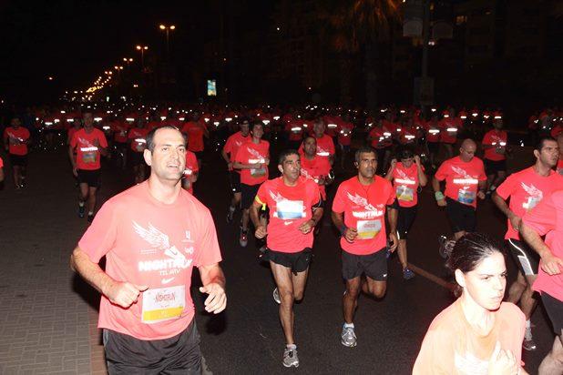 גלרייה - מרוץ הלילה של נייקי 29.10.2013 תמונה 16 מתוך 41