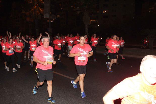 גלרייה - מרוץ הלילה של נייקי 29.10.2013 תמונה 18 מתוך 41
