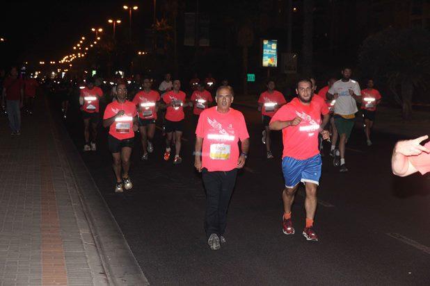 גלרייה - מרוץ הלילה של נייקי 29.10.2013 תמונה 21 מתוך 41