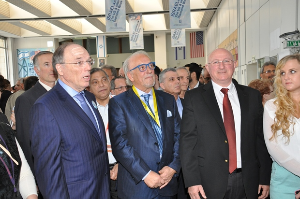 גלרייה - היום הראשון של השבוע הבינלאומי והרצאתו של מר רוברטו קוין 6.4.2014, 6 מתוך 42