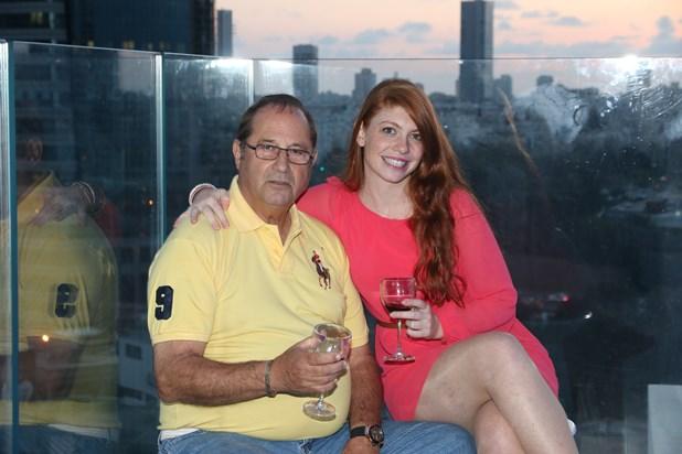 גלרייה - קבלת פנים חגיגית למשתתפי שבוע היהלומים במלון אינדיגו 9.4.2014 תמונה 33 מתוך 77