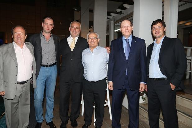 גלרייה - קוקטייל פתיחת השבוע הבינלאומי - מלון ליאונרדו סיטי טוואר 31.8.2015 תמונה 5 מתוך 29