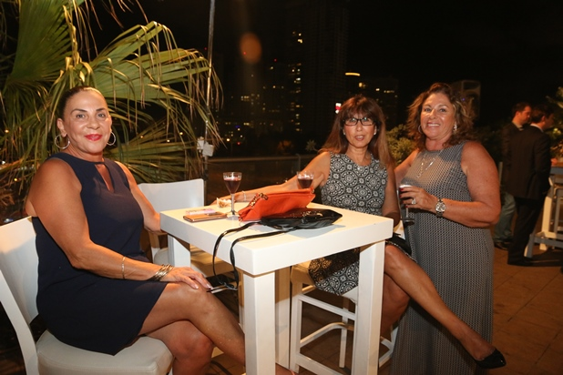 גלרייה - קוקטייל פתיחת השבוע הבינלאומי - מלון ליאונרדו סיטי טוואר 31.8.2015 תמונה 9 מתוך 29