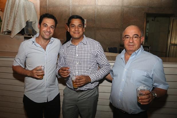 גלרייה - קוקטייל פתיחת השבוע הבינלאומי - מלון ליאונרדו סיטי טוואר 31.8.2015 תמונה 10 מתוך 29