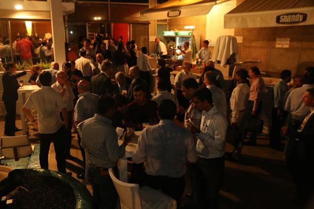גלרייה - קוקטייל פתיחת השבוע הבינלאומי - מלון ליאונרדו סיטי טוואר 31.8.2015 תמונה 16 מתוך 29