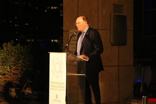 גלרייה - קוקטייל פתיחת השבוע הבינלאומי - מלון ליאונרדו סיטי טוואר 31.8.2015 תמונה 22 מתוך 29