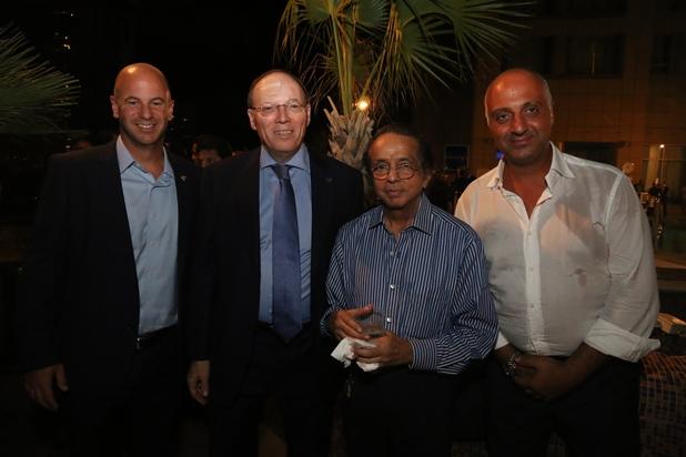 קוקטייל פתיחת השבוע הבינלאומי - מלון ליאונרדו סיטי טוואר 31.8.2015