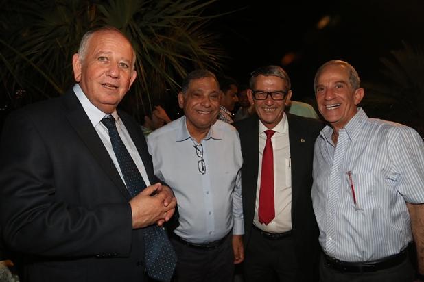 גלרייה - קוקטייל פתיחת השבוע הבינלאומי - מלון ליאונרדו סיטי טוואר 31.8.2015 תמונה 26 מתוך 29