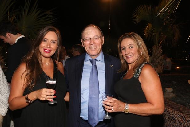 גלרייה - קוקטייל פתיחת השבוע הבינלאומי - מלון ליאונרדו סיטי טוואר 31.8.2015 תמונה 27 מתוך 29