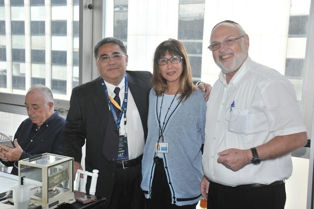 שבוע היהלומים הבין לאומי ה-7 בישראל נפתח בטקס חגיגי 13.2.2017