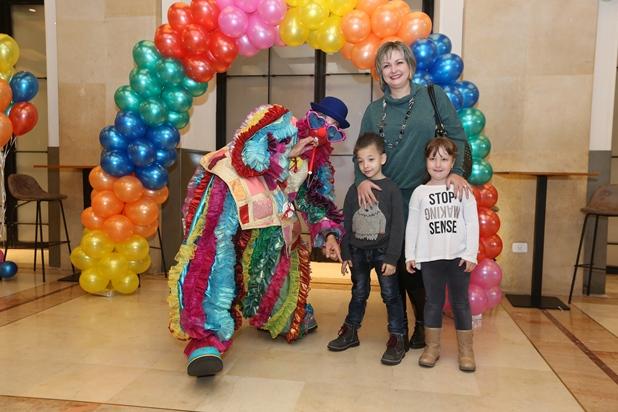 גלרייה - מסיבת חנוכה לילדי הבורסה 15.12.2017 תמונה 3 מתוך 37