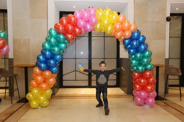 גלרייה - מסיבת חנוכה לילדי הבורסה 15.12.2017 תמונה 6 מתוך 37
