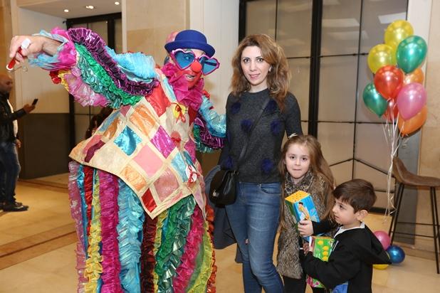 גלרייה - מסיבת חנוכה לילדי הבורסה 15.12.2017 תמונה 12 מתוך 37